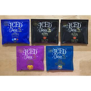 TWG Tea アイスティー 高級紅茶 ティーバッグ 5個セット(茶)