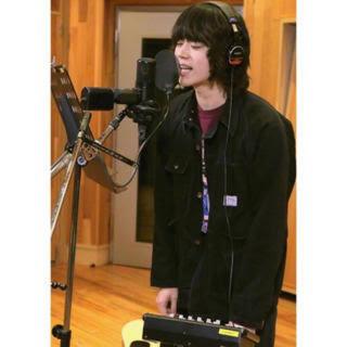 サンシー(SUNSEA)のDAIRIKU  18aw デニム セットアップ ブラック(Gジャン/デニムジャケット)
