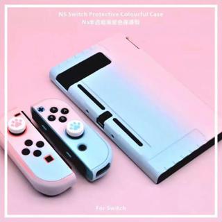 ニンテンドースイッチ(Nintendo Switch)の〖新品〗任天堂Switch パステル グラデーション ハードケース ✦超薄型(その他)