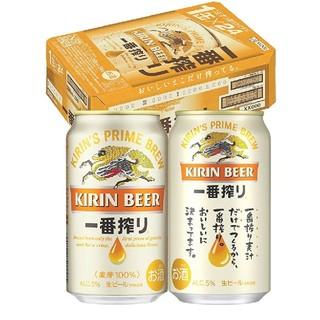 キリン - キリン 一番搾り 350ml×24本