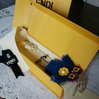 フェンディ(FENDI)の新品展示品 フェンディ バッグチャーム  バッグバグズ BAG BUGS 希少(キーホルダー)