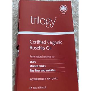 トリロジー(trilogy)のtrilogy トリロジー ローズヒップオイル 美容液 化粧用油 5mlサンプル(美容液)