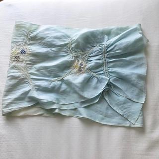 へこ帯 兵児帯 水色 子供用(浴衣帯)