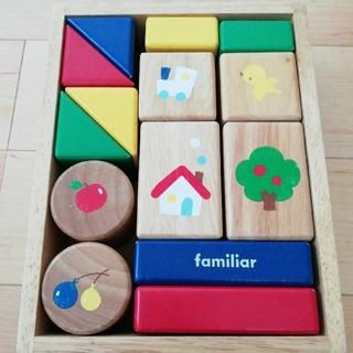 ミキハウス(mikihouse)の木のおもちゃセット(積み木/ブロック)