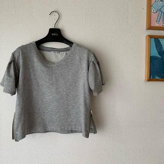 ローズバッド(ROSE BUD)のローズバット  VネックTシャツ プルオーバー   (Tシャツ(半袖/袖なし))