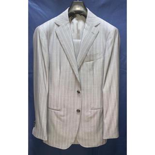 ビームス(BEAMS)の【未使用】リングヂャケット ウールシルク スーツ 44(セットアップ)