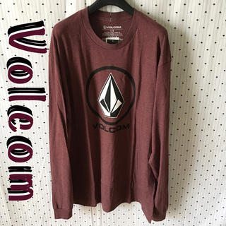 ボルコム(volcom)のvolcomボルコム US限定 ストーンアイコン ロングスリーブ Tシャツ(サーフィン)