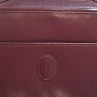 カルティエ(Cartier)のカルティエセカンドバッグ(セカンドバッグ/クラッチバッグ)