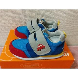 ホットビスケッツ(HOT BISCUITS)のミキハウス・ホットビスケッツの靴16cm☆スニーカー、シューズ(スニーカー)