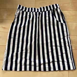 ドットアンドストライプスチャイルドウーマン(Dot&Stripes CHILDWOMAN)のドットアンドストライプス コーデュロイスカート(ひざ丈スカート)