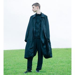 マルタンマルジェラ(Maison Martin Margiela)のstein wind coat 19ss(ステンカラーコート)