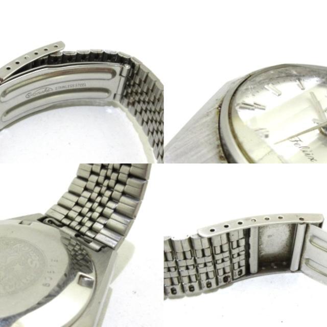 RADO(ラドー)のラドー 腕時計 Felix メンズ シルバー メンズの時計(その他)の商品写真