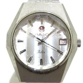 ラドー(RADO)のラドー 腕時計 Felix メンズ シルバー(その他)