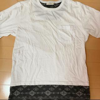 メンズ用Tシャツ(Tシャツ/カットソー(半袖/袖なし))