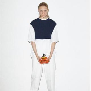 エンフォルド(ENFOLD)のナゴンスタンス レイヤードT enfold(Tシャツ(半袖/袖なし))