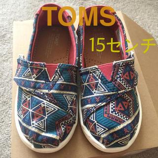 TOMS - TOMS トムズ スニーカー 15センチ