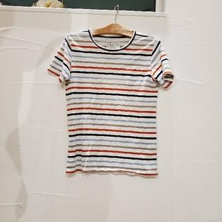 ドアーズ(DOORS / URBAN RESEARCH)のフォーク&スプーン ボーダー Tシャツ(Tシャツ/カットソー(半袖/袖なし))