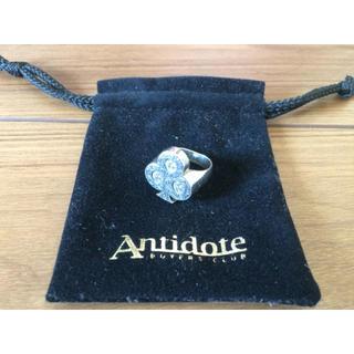 クーティー(COOTIE)のAntidote Buyers Club リング 指輪 アンチドート(リング(指輪))