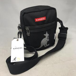 カンゴール(KANGOL)の【未使用品】KANGOL ショルダーバッグ ポシェット(ショルダーバッグ)