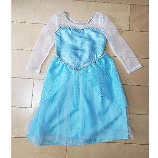 エイチアンドエム(H&M)のH&M アナ雪 エルサ 120(ドレス/フォーマル)