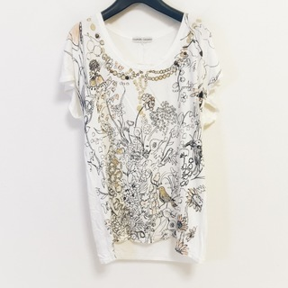 ツモリチサト(TSUMORI CHISATO)のツモリチサト 半袖Tシャツ サイズ2 M ラメ(Tシャツ(半袖/袖なし))