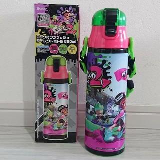 スプラトゥーン 新品 超軽量 ダイレクトステンレスボトル 580ml(水筒)