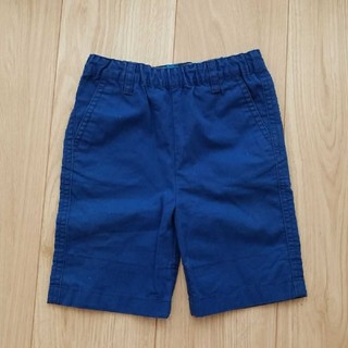 バーバリー(BURBERRY)のBURBERRY バーバリー ハーフパンツ ブルー 80(パンツ)