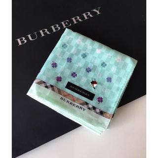 バーバリー(BURBERRY)のBURBERRY ⭐ハンカチ(ハンカチ)