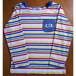 ドンキージョシー(Donkey Jossy)の【Donkey Jossy】長袖Tシャツ 110 ㎝(Tシャツ/カットソー)