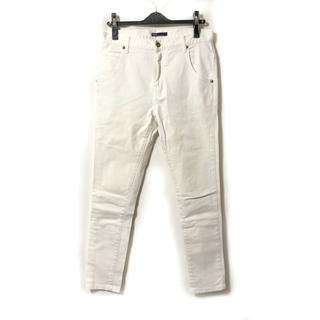 プラージュ(Plage)のプラージュ パンツ サイズ36 S メンズ 白(その他)