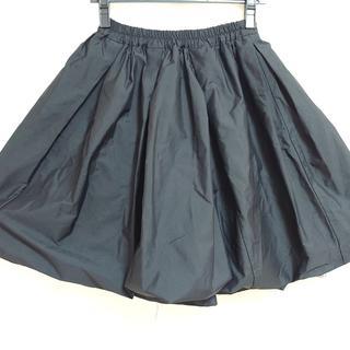 フレイアイディー(FRAY I.D)のフレイアイディー スカート サイズF 黒(その他)