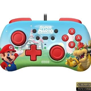 ニンテンドースイッチ(Nintendo Switch)の 【新品未開封】ホリパッド ミニ スーパーマリオ switch スイッチ(その他)