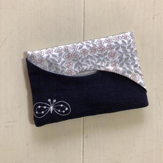 ミナペルホネン(mina perhonen)のポケットティッシュケース♡ハンドメイド♡ミナペルホネン(その他)