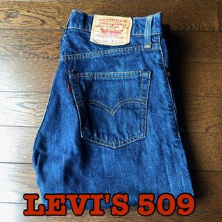 リーバイス(Levi's)の【値下げ!】LEVI'S 509  W30×L34(デニム/ジーンズ)