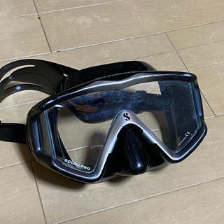 スキューバプロ(SCUBAPRO)のダイビング 用マスク(マリン/スイミング)