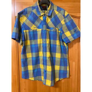 マムート(Mammut)のマムート MAMMUT チェックシャツ (シャツ)