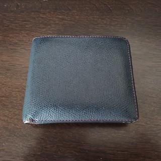 モルフォ ヘレナ メンズ 2つ折り財布(箱あり)(折り財布)
