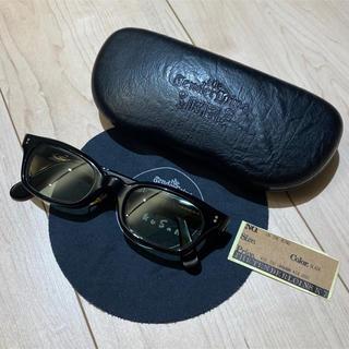 テンダーロイン(TENDERLOIN)のテンダーロイン 白山眼鏡店 カラーレンズ INTHEWIND(サングラス/メガネ)
