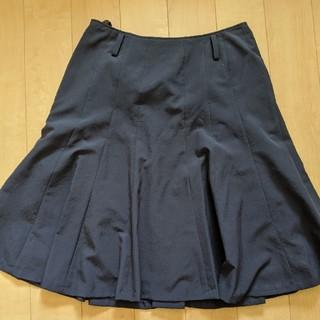 サリア(salire)の膝丈フレアスカート(ひざ丈スカート)