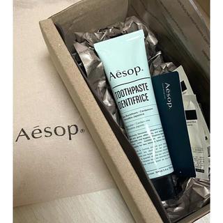 イソップ(Aesop)のAesop 歯磨き粉 ちょっとしたプレゼントにも♡(歯磨き粉)