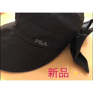 フィラ(FILA)の新品未使用品★ FILA レディース 帽子(ハット)