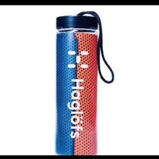 ホグロフス(Haglofs)のMono Master7月号増刊付録 冷感機能素材タオル2枚&収納ボトルセット(その他)
