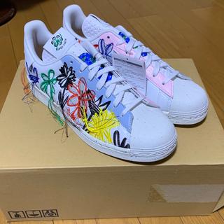 アディダス(adidas)の27.5cm スーパーアース スーパースター ショーン ウェザースプーン(スニーカー)