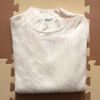 シマムラ(しまむら)の新品 * ニット 授乳服 M(マタニティトップス)