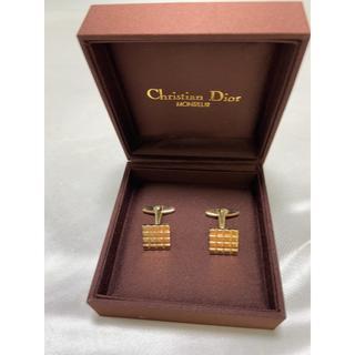 クリスチャンディオール(Christian Dior)のクリスチャンディオール ChristianDior カフス(カフリンクス)