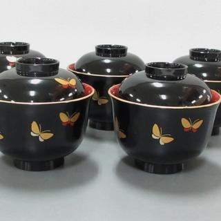 ハナエモリ(HANAE MORI)のハナエモリ 食器新品同様  漆器(その他)