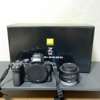 Nikon - Nikon Z50 16-50mm 予備バッテリー付