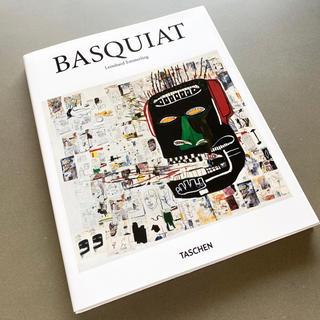 【再入荷!】画集 アートブック 作品集 バスキア BASQUIAT(アート/エンタメ)