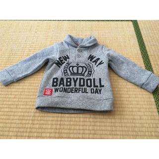 ベビードール(BABYDOLL)のBABY DOLL トレーナー 100センチ(その他)