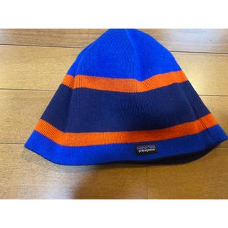 パタゴニア(patagonia)のパタゴニア リバーシブル ニット帽 ビーニー(ニット帽/ビーニー)